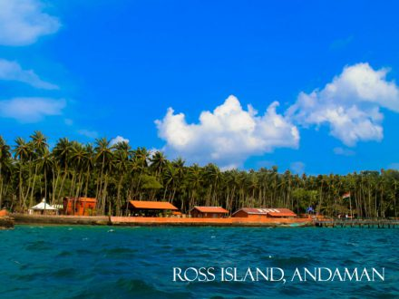 andaman tour package ross island